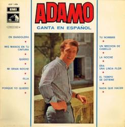 Adamo - En Bandolera