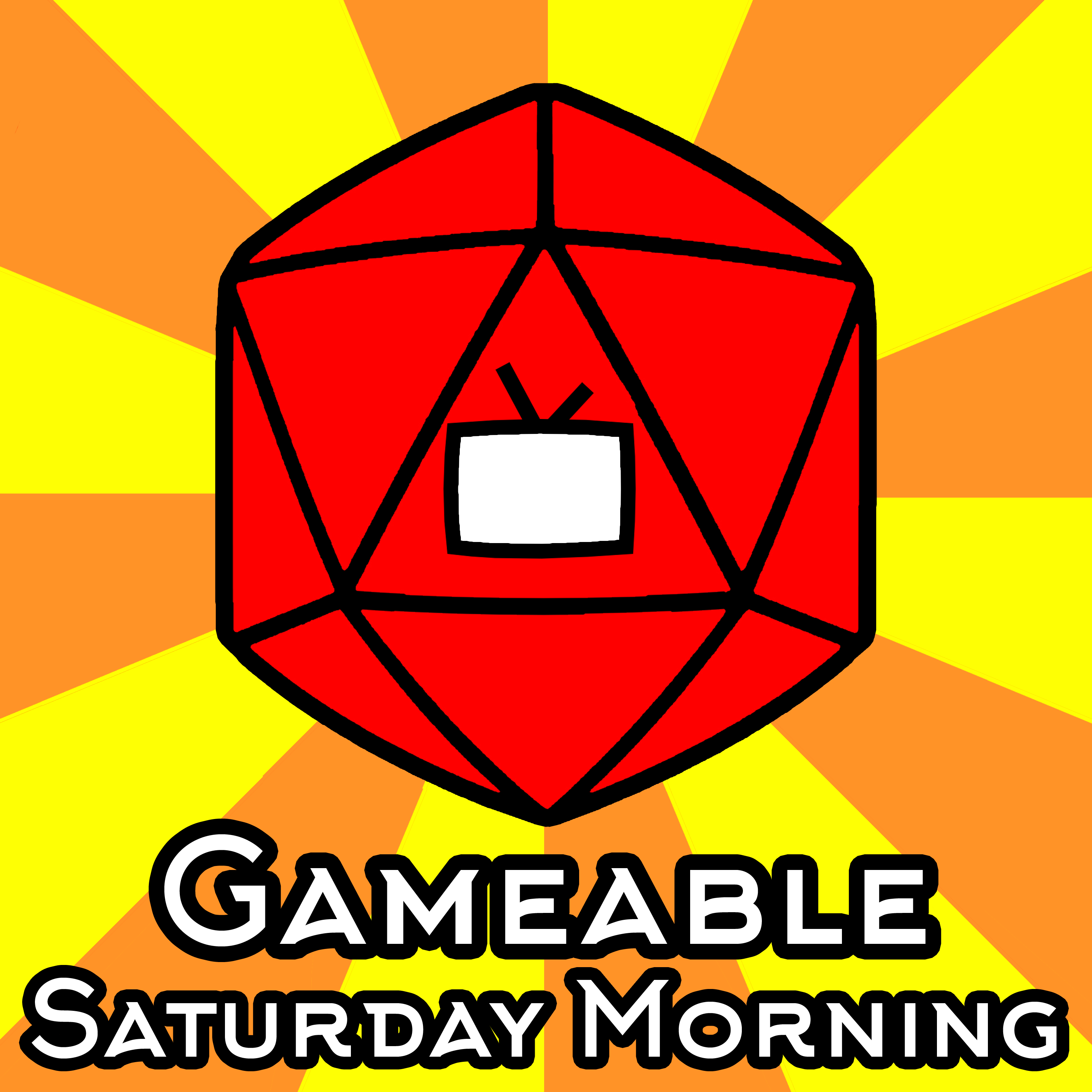 The Gameable Podcast logo